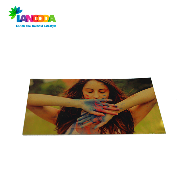 Hot Selling Dye Sublimation Aluminum Metal Board