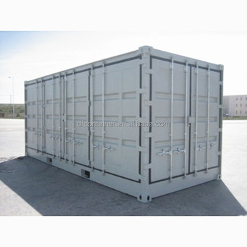 DFC Four Side Door Storage Container 40ft