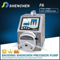 Dispenser laboratory instrument ,chemical dosing dispenser machine,speed adjustable dispensing pump filling