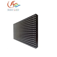 high quality P10 SMD3535 Outdoor Full Color LED display Module with high refresh and waterproof IP65 from RGX leader whosaler