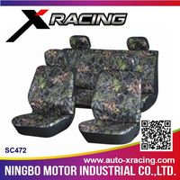 XRACING SC472 custom flag car seat cover,funny car seat covers,universal car seat covers