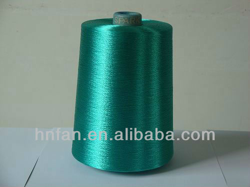 Free sample cheap viscose dope dyed yarn made in china