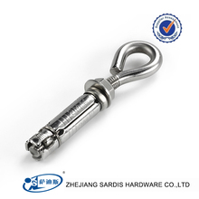 "Alibaba China fastener anchor factory quality fix bolt complete set ""O"" type Heavy Duty Anchor"