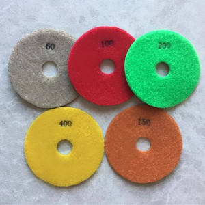 New China Hand Diamond Automatic Electroplated Polishing Pad