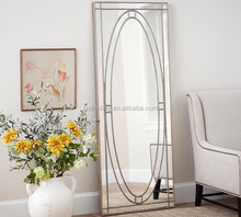 classic modern attractive large vanity rectangle floor cheval mirror