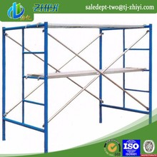 A Pin Lock Ladder Frame Scaffolding For Importers