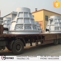 Factory supply steel plant slag pot in cast&forged trade assurance company