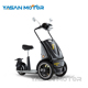 removable 60V 20Ah lithium battery 800W Folding Electric Tricycle 3 wheel motorcycle for sale