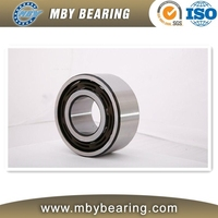 Chinese supplier double row angular contact ball bearing 5302