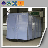 low noise natural gas generator 1mw silent suitcase generator