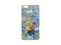 blue minion luxury phone case for woman