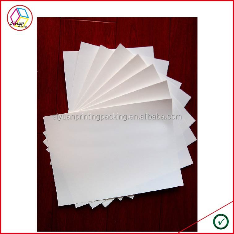 High Quality Label Sticker Paper A4
