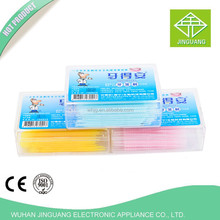 Promotional bulk tooth pick dental floss picks with best price