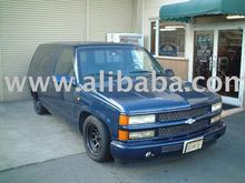1996 Chevrolet Tahoe SUV LHD Japanese Used Cars