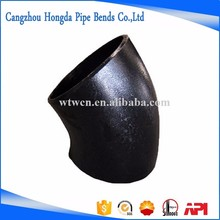 China leading manufacturer for hot induction carbon steel elbow