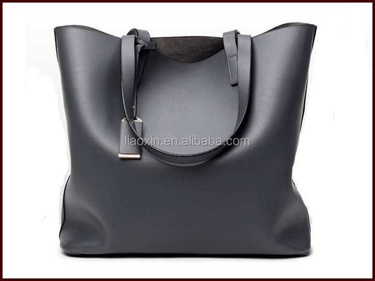 Wholesale cheap pu ladies womens bucket hand sling bag handbags from china