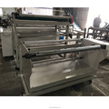 Automatic roll to sheet paper cutter transverse cutting unit 1300 cut to length line