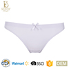 BEJ013-P one piece traceless invisible ladies bonding thongs panties for women underwear lingerie
