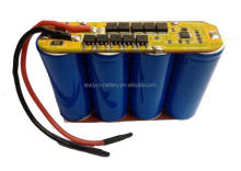 26650 12V 3300mAh power tool battery pack