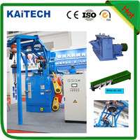 Lifting Hook Type Sandblaster, Shot Blasting Machine