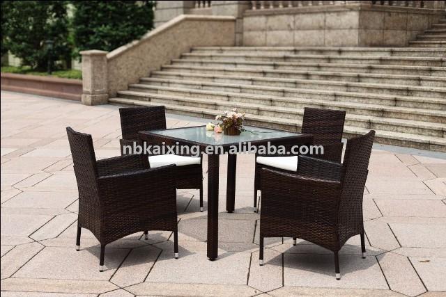 5pcs modern tarrington house garden furniture rattan buy. Black Bedroom Furniture Sets. Home Design Ideas