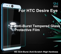 High Quality Premium 0.26mm Tempered Glass For HTC Desire Eye 310 320 510 516 526 601 610 616 816 800 820 826 626