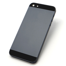 Wholesale for iphone 5 back plate cover housing price