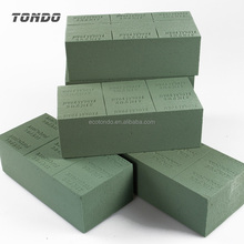 flower wrapping fresh floral foam,green flroal foam