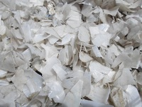 HDPE MILK BOTTLE FLAKES UNWASHED