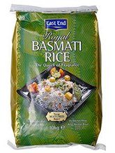 Royal Basmati Rice - (Vintage Matured) East End - Retail Pack