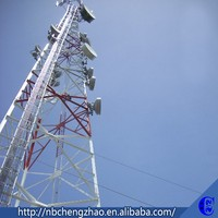 China wholesale 2014 angle steel power transmission tower