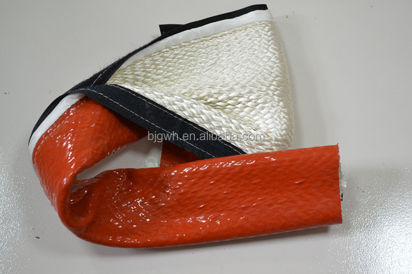 Silicone Fiberglass insulationVCO Fire Sleeve & tube