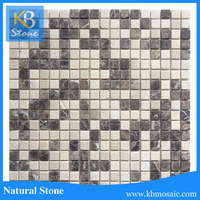 Cheap and High Quality Composite Mosaic Marble Price