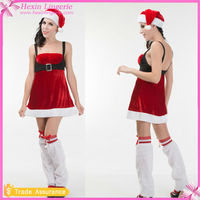 Red Cap Wholesale Unique Christmas Costumes