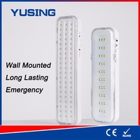 Yusing Battery Operated Wall Mount Elevator LED Emergency Light For Critical Moment