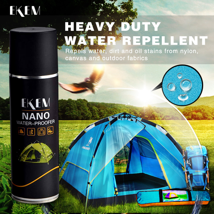 EKEM Amazing Waterproof Spray Coating for a Tent