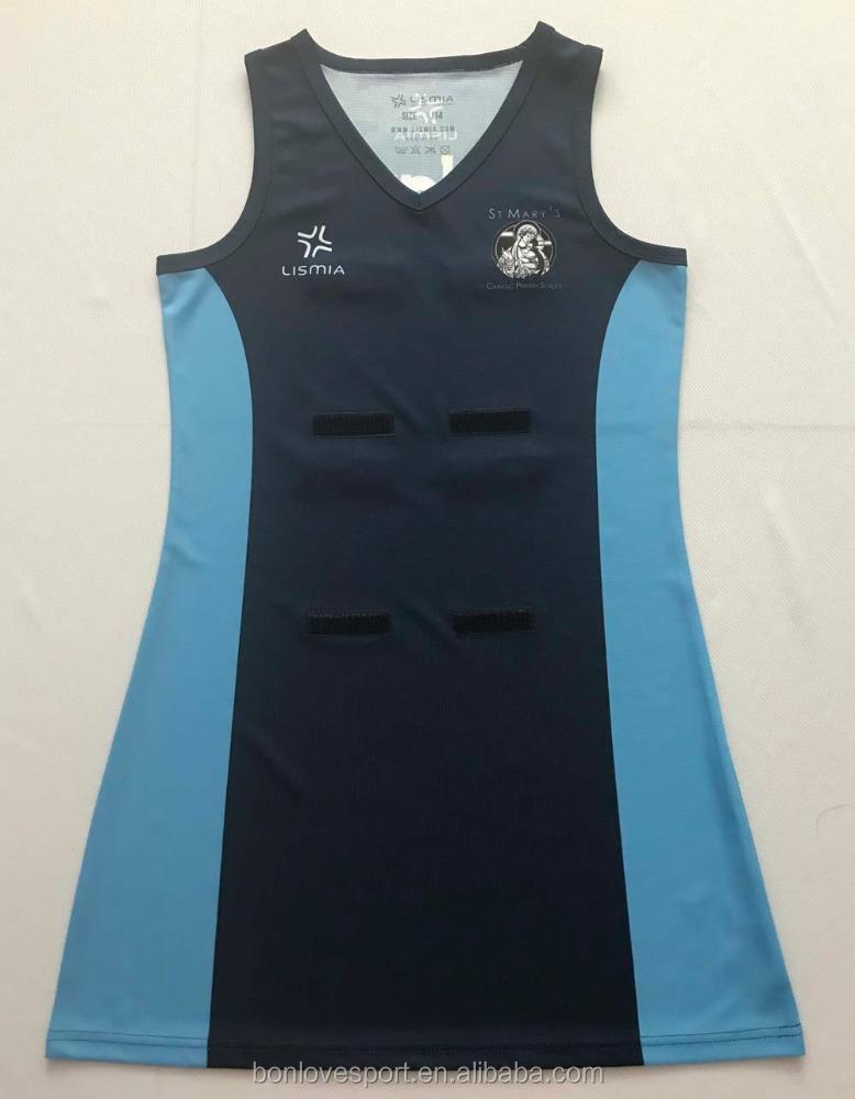 2018 <strong>new</strong> <strong>style</strong> netball dress ,netball uniforms