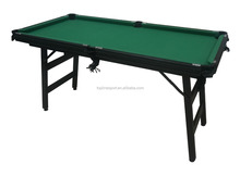 5ft High end foldable Snooker Table TP-26002