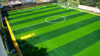 Mini football field artificial grass natural grass soccer field turf