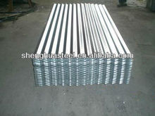Guangzhou Galvanized iron sheet metal roofing price