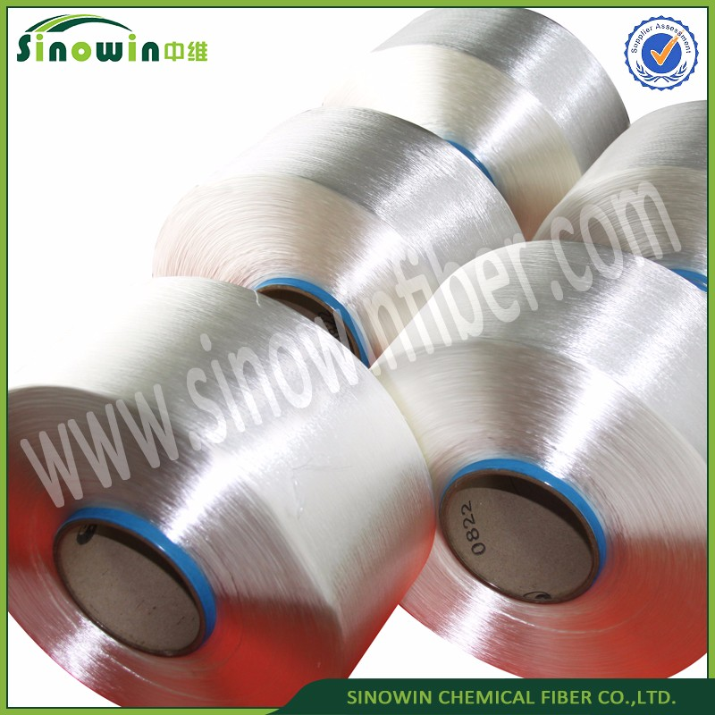 Top selling nylon filament yarn fdy plant for wrapping tape