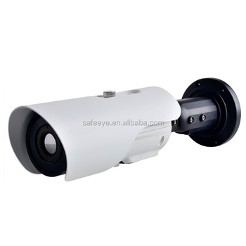 1080p High accuracy Thermal infrared detection of human animal body temperature Thermal standalone camera