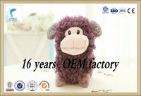 2015 hot sale customized cute sheep for wedding gift