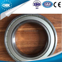 Trade Assurance ball bearing 6013ZZ made in China with high quality
