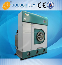 2016 hot sale used union hydrocarbon dry cleaning machine