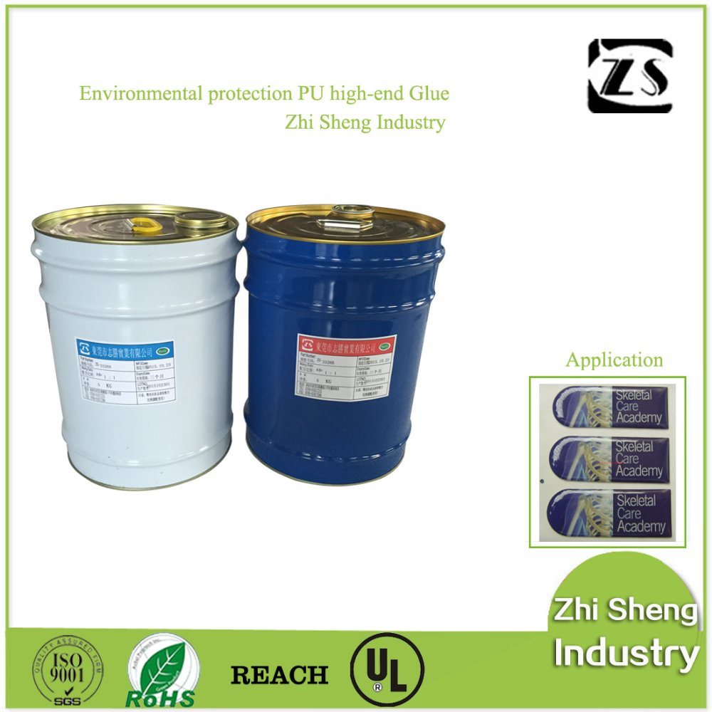 Two component UV resistant polyurethane doming resin (direct factory)