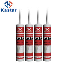 Anti-water High Grade Acetic Silicone Sealant For Construction Sealing