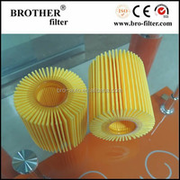 High quality OEM auto element oil filter 0415237010 for Toyota oil filter