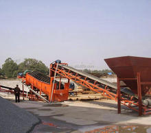 Complete Stone Production Line , Sand Making Plant For Quarry Mining