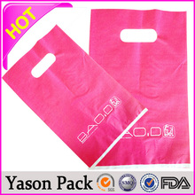 YASON plastic snack bags wardrobe sachets/small plastic shampoo and detergents sachets plastic reusable aluminum cosme